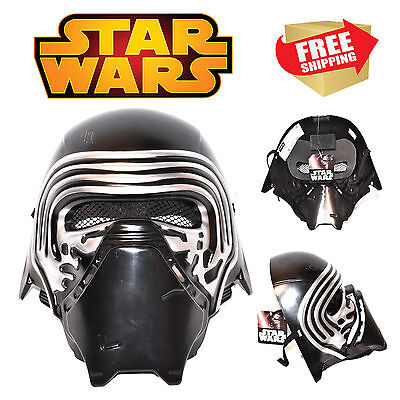 Star Wars KYLO REN Full Face Mask The Force Awakens Costume Adult Child 2016