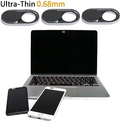Aluminum Privacy Protect Sticker Webcam Camera Cover Mobile Phone Laptop PC NB