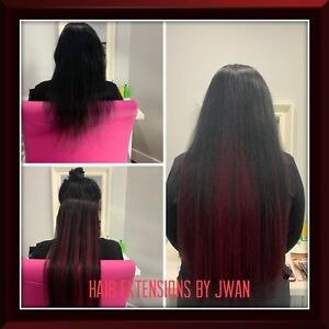 Hair Extensions hot fusion best quality contact@7802983525