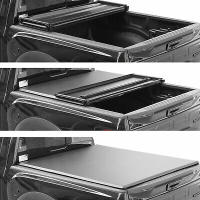 5.7 FT For 2009-2018 Dodge Ram 1500 2500 Roll Up Pickup Truck Bed Tonneau Cover