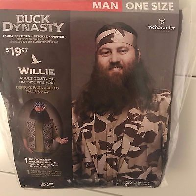 NEW Men's Duck Dynasty