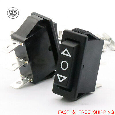 Light Country Momentary Rocker Switch On-off-on 3position 20a 16a 1e4 10t85 R4