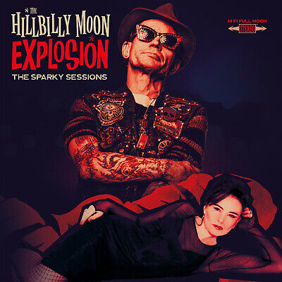 Hillbilly Moon Explosion 'The Sparky Sessions' 180g LP (Demented Are Go duets)
