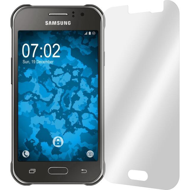4 x Samsung Galaxy J1 ACE Protection Film clear