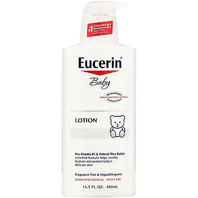 Eucerin Baby Body Lotion 13.5 Fluid Ounce