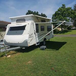 Jayco poptop for sale | Caravans | Gumtree Australia ...