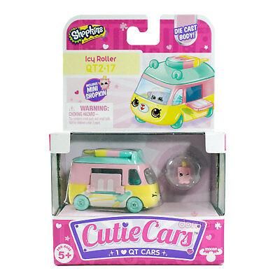 Shopkins Cutie Cars Icy Roller QT2-17 Series 2