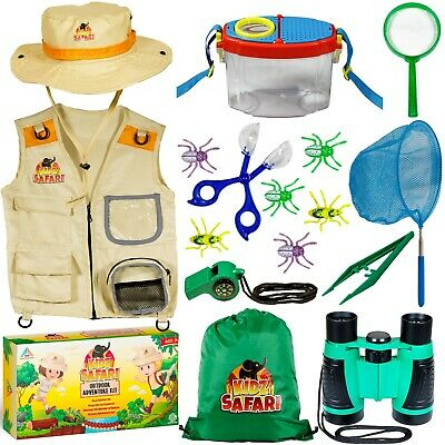 OzBSP Kids Outdoor Adventure Kit. Kids Explorer Kit. Nature Exploration Bug Toy