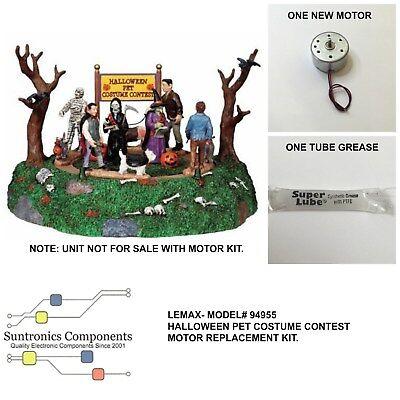 LEMAX-Model#94955 Halloween Pet Costume Contest motor kit. - Pet Halloween Costume Contest