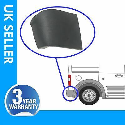 REAR BUMPER RIGHT OFF SIDE END CAP FITS FORD TRANSIT V363 MK8 2013 ON 1867569