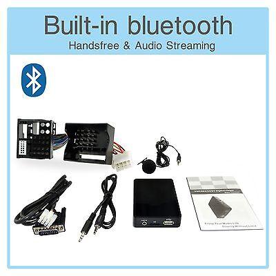 Bluetooth USB adapter Mini Cooper R50 52 53 Boost CD/Tape Freisprecheinrichtung