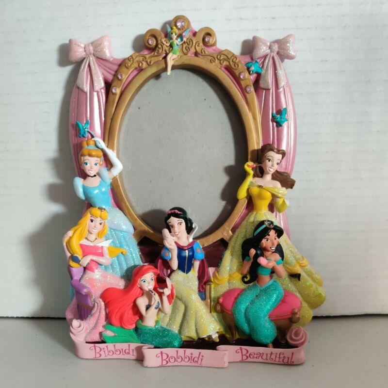 Bibbidi Bobbidi Beautiful Boutique Disney Parks Princess Photo Frame