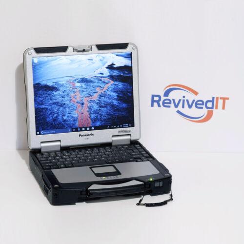 Military Grade Refurbished Panasonic Toughbook CF-31 - i5 2.7GHz, SSD, 16GB Mem