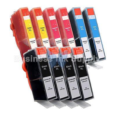10+ Pk 564xl 564xl Generic W/chip High Yield + Ink Level ...