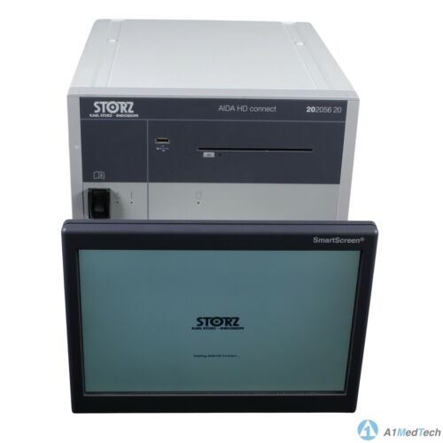 Karl Storz 20205620 AIDA HD Connect Endoscopy System With SmartScreen