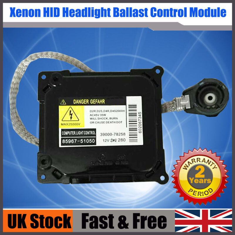 85967-53040 OEM Xenon HID Headlight Ballast Control Unit For Lexus Toyota 1PC
