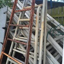 Steel Trestles for sale Gladstone Gladstone City Preview