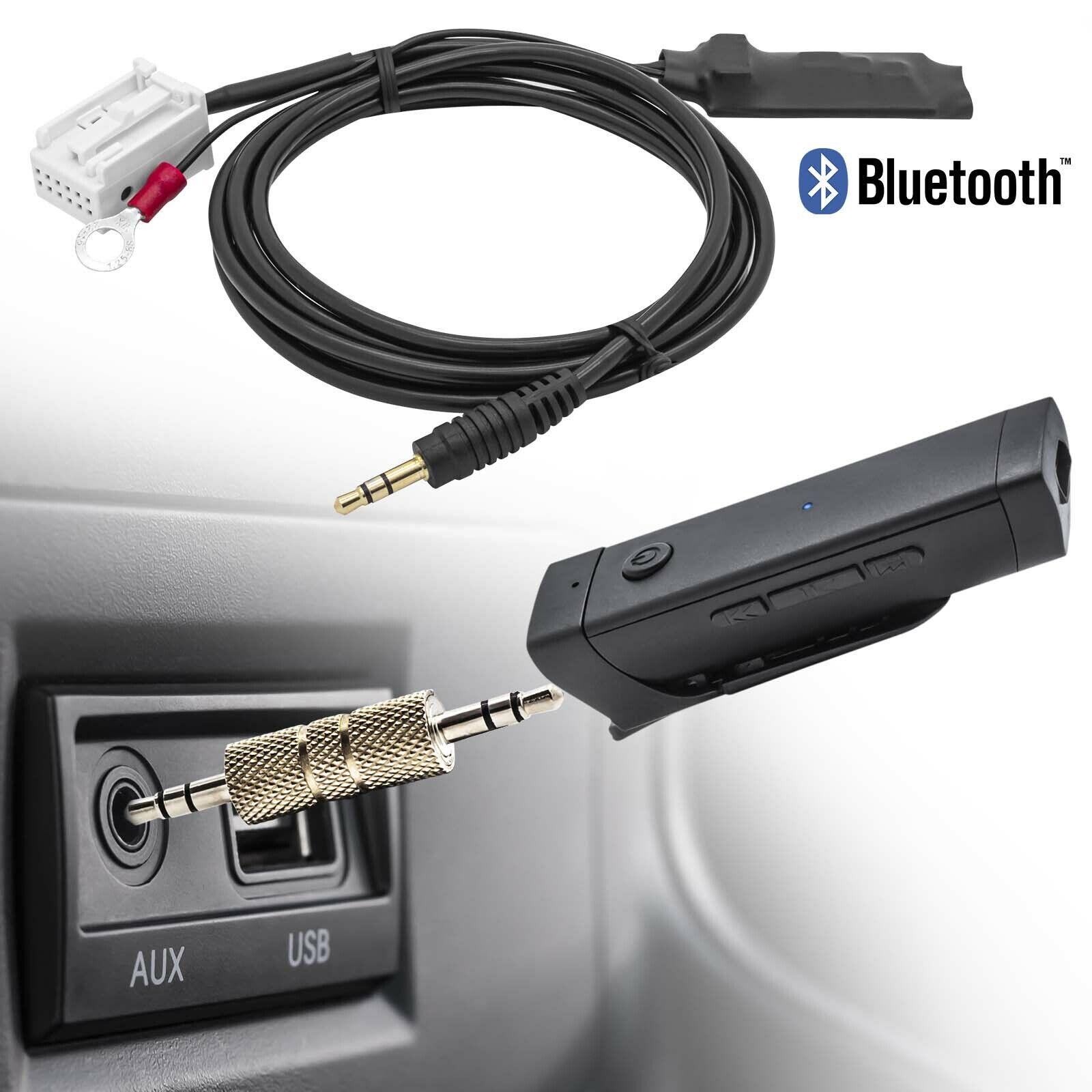 Bluetooth Plug and Play Kabel Columbus MFD 3 RNS RCD 310 510 Kabelbaum Stecker