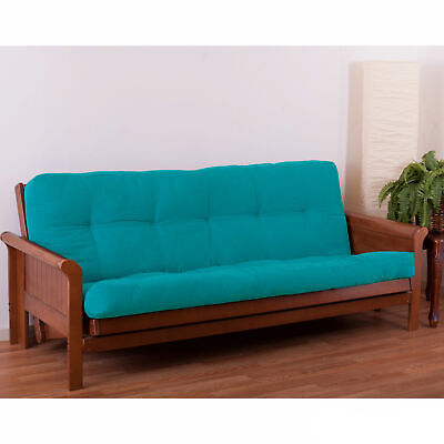 renewal 5 twill full size futon mattress