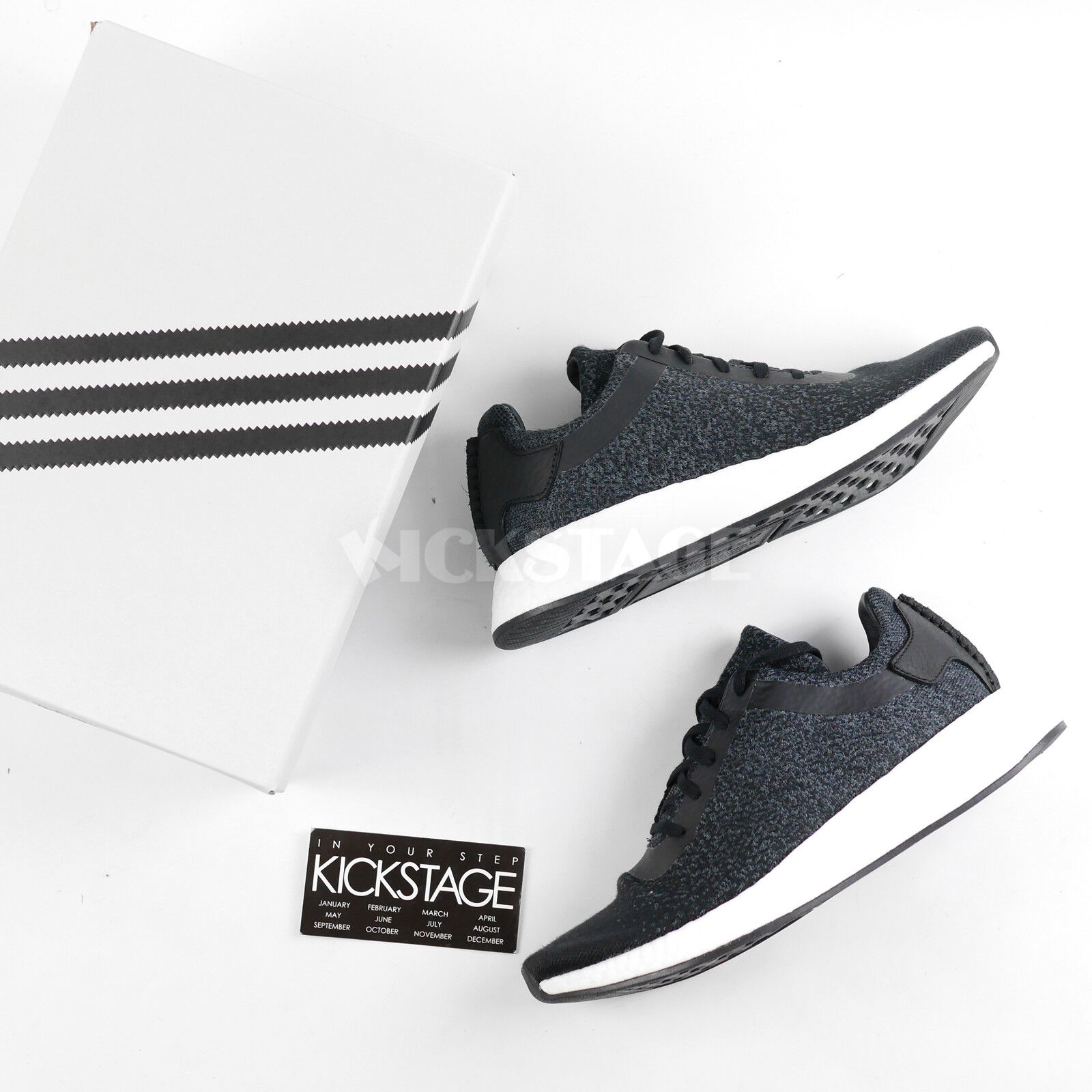2b259c2ce Adidas Originals by Wings + Horns WH NMD R2 Black Grey White PK Primeknit  CP9550