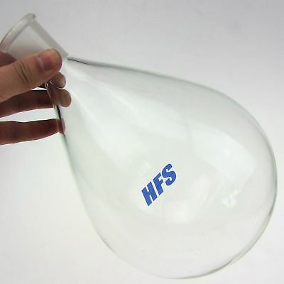 Hfs Hfs R 2000ml Oval-shaped Round Bottom Flask