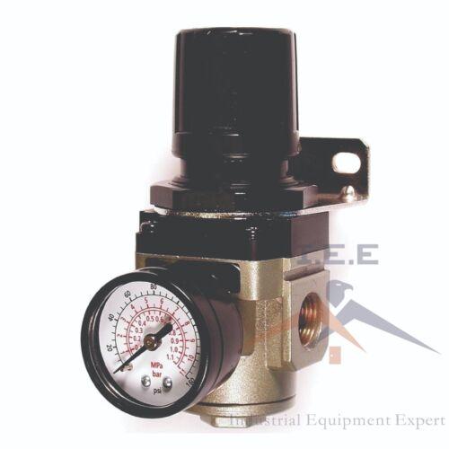 "3/8"" Compressor In Line Compressed Air Industrial Regulator R503 New"