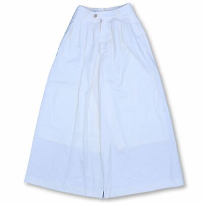 King & Tuckfield Women's Trousers XS Colour:  White