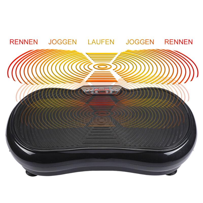 Shaper Vibrationsplatte Ganzkörper Trainingsgerät Vibro Vibration Platte groß