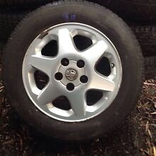 (A13) Holden Astra 195/60/15 rims and tyres  Kelmscott Armadale Area Preview