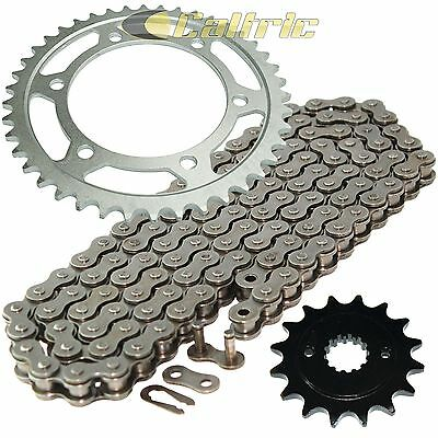Drive Chain & Sprocket Kit Fits KAWASAKI EN500 Vulcan 500 Ltd 1996-2005