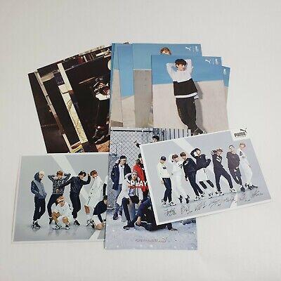 BTS PUMA Blaze Time Photopack Event Photocard 18p set K-POP Bangtan boys Goods