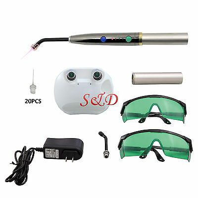 Fda Dental Heal Laser Diode Rechargeable Hand-held Pain Relief Device 1set Sale