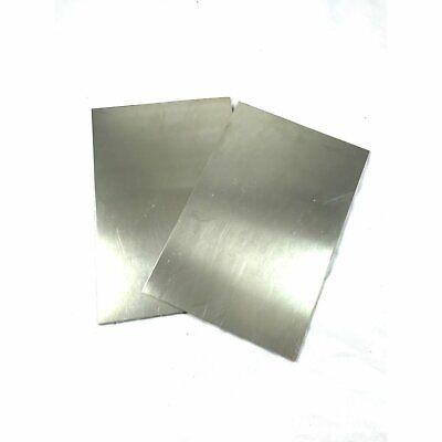 "как выглядит Nickel Silver Sheet Metal .02 - .06"" x 4""x6""- Craft, Jewelry- C770 18 фото"