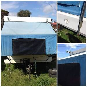 Act Camper Trailer - October long weekend ditch the tent Taperoo Port Adelaide Area Preview