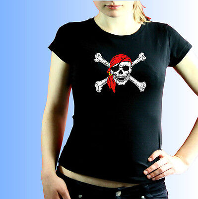 - Damen Piraten Shirt
