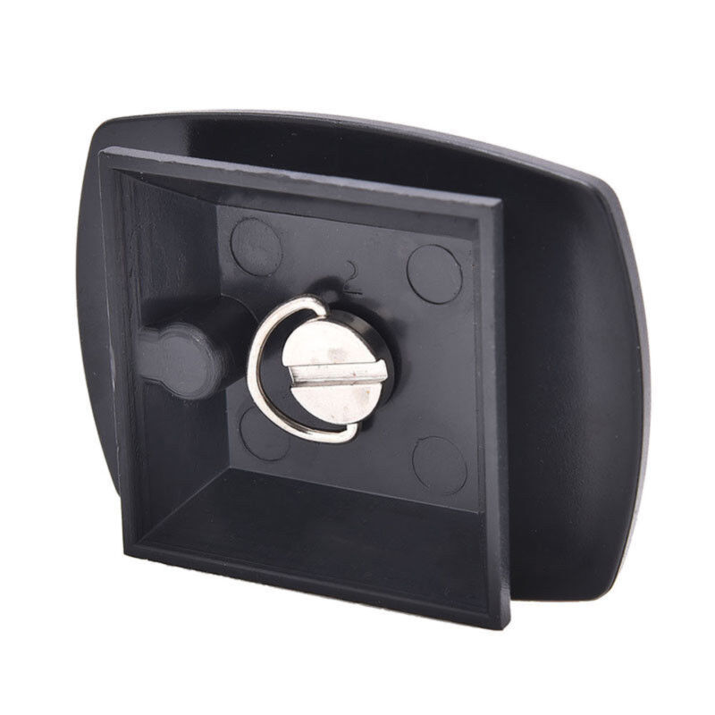 Tripod Quick Release Plate Screw Adapter Mount Head For DSLR SLR Camera USA