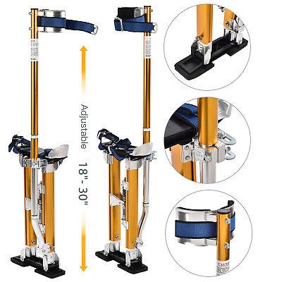 18-30 Drywall Stilts Aluminum Finishing Tool Stilt For Painting Painter Taping