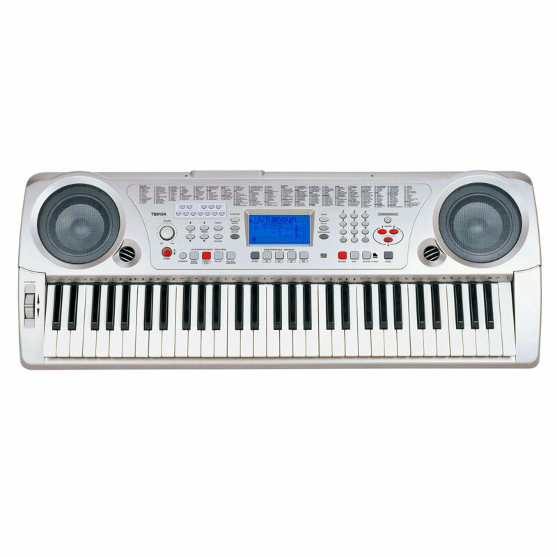 Ringway TB-820A-S Keyboard Silver