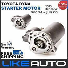 TOYOTA Dyna 150 LY211 -LY230R engine 2.8L-3.0L Diesel Manual -LN1 Moorabbin Kingston Area Preview