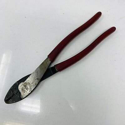 Klein Tools 1005 - Crimping Cutting Tool For Connectors Pliers - 10 22 Awg