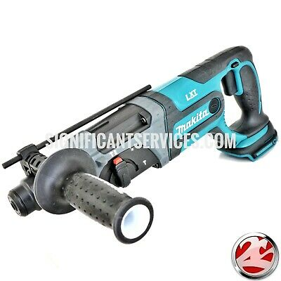 Makita Xrh04z 18v Lxt Lithium-ion Cordless 78 Rotary Hammer Tool Only