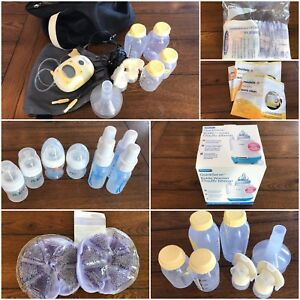 Medela freestyle pump and parts