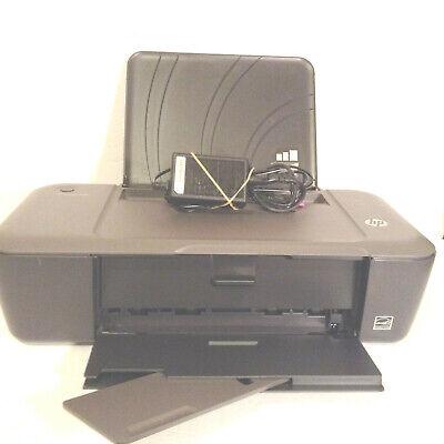 HP 1000 Standard Inkjet Printer