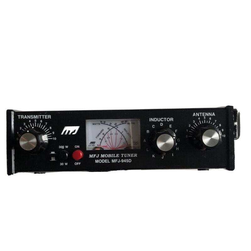 MFJ Mobile Tuner Model MFJ-945D For Parts