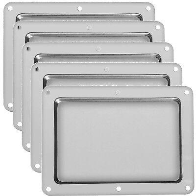 5x Einbauschale für Tourlabel Beschriftungsschild Produktionsschild 170 x 125 mm