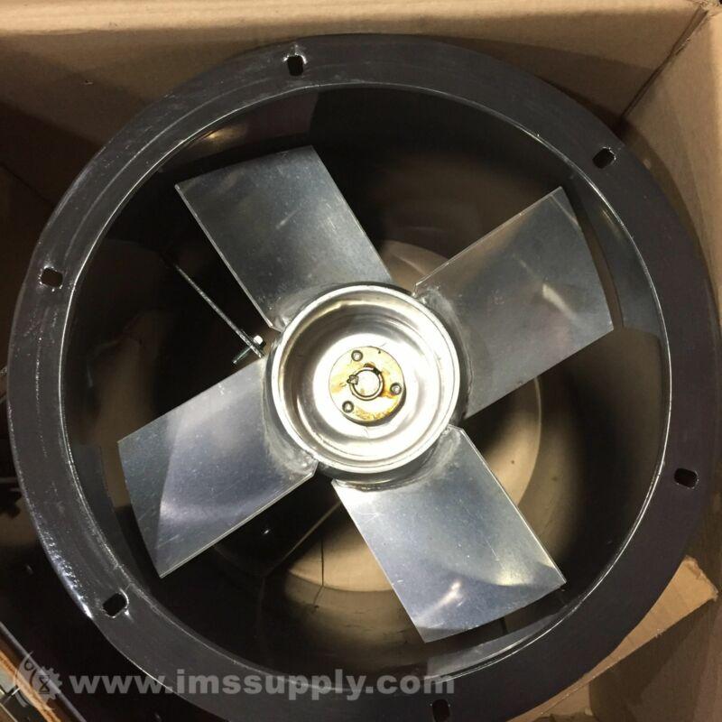 "Dayton 4C659B 12"" Diameter Belt Drive Tubexial Fan FNOB"
