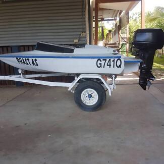 Mini Speed boat