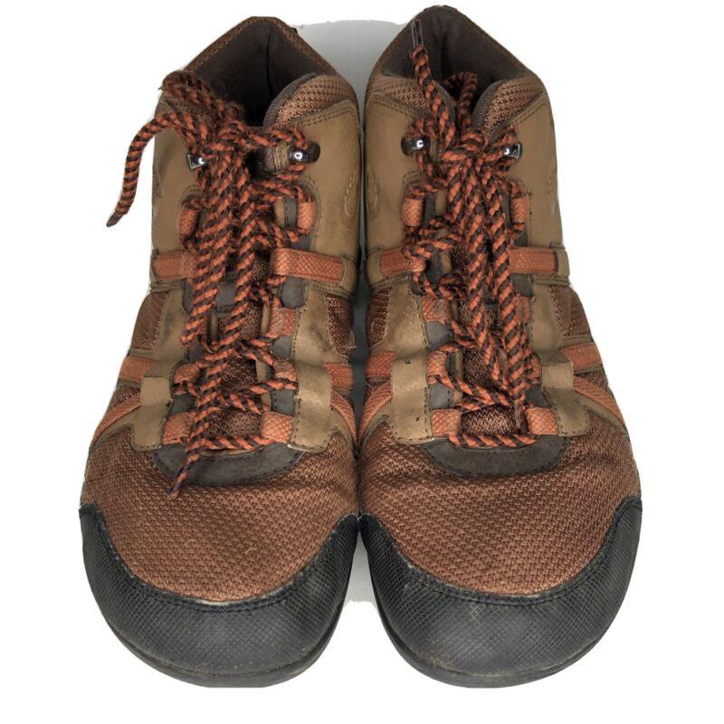 xero shoes Daylite Hiker Walking Shoes Men Size 11.5 Orange