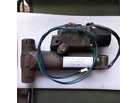 Evinrude E115 DPLISM power tilt and trim 155836 ,0155836 Single Ram