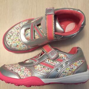 Stride Rite Little Girls Size 11.5 Shoes